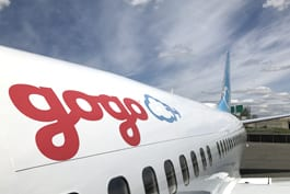 Powering Gogo's In-Flight Connectivity