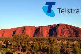 Telstra Extends LTE Network Reach throughout Australia