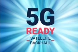 5G-Ready Satellite Backhaul Solution