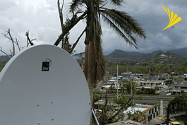 Restoring Communication in Puerto Rico