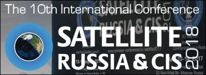 Satellite Russia & CIS 2018