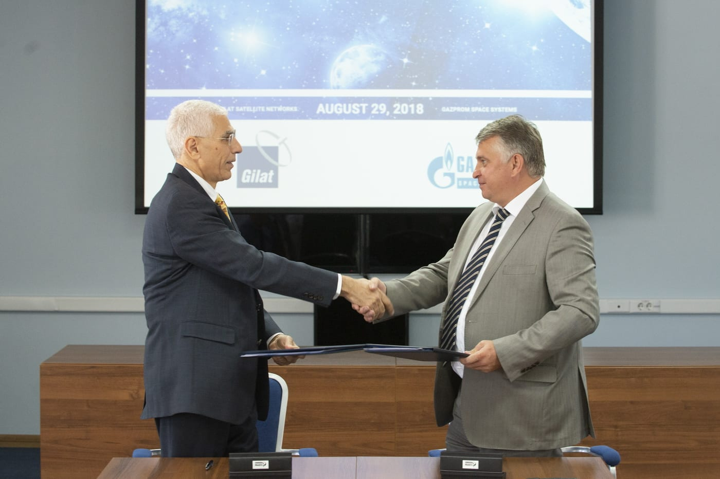 Gazprom Space Systems and Gilat Sign $18M Contract to Provide Broadband Connectivity Across Russia over New Yamal 601 Ka Satellite