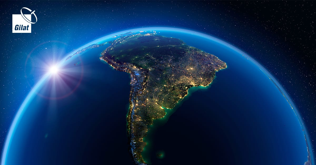 Gilat Awarded Over $10 Million for a Five-Year Service Project for 4G Backhaul Services in Latin America