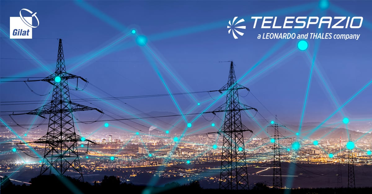Telespazio Selects Gilat to Supply Enterprise Connectivity in Brazil for a Multinational Leading Energy Company