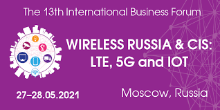 Wireless Russia & CIS: LTE, 5G and IoT