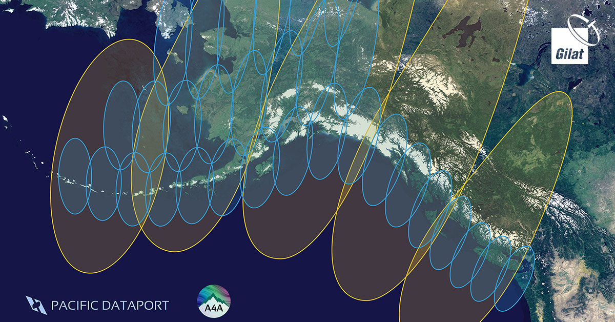 Gilat Signed a Strategic Agreement Estimated at Over $5 Million with Pacific Dataport for Delivery of Ubiquitous Broadband Coverage in Alaska