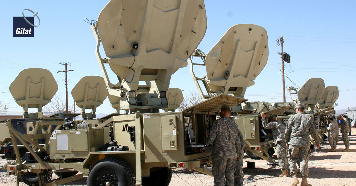 Gilat Receives Multi-Million Dollar Award from US Army to Supply High Performance BUCs for Tactical Communications