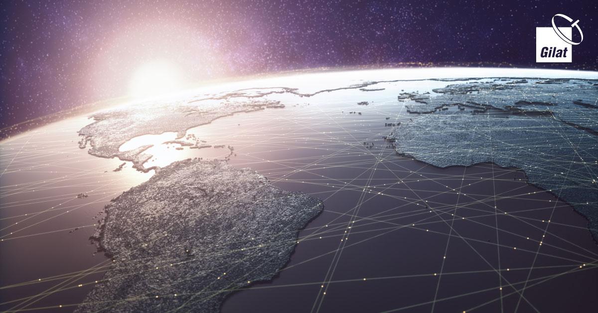 SES Awards Gilat Multi-Million Dollar Contract for Multiple Broadband Applications in Latin America