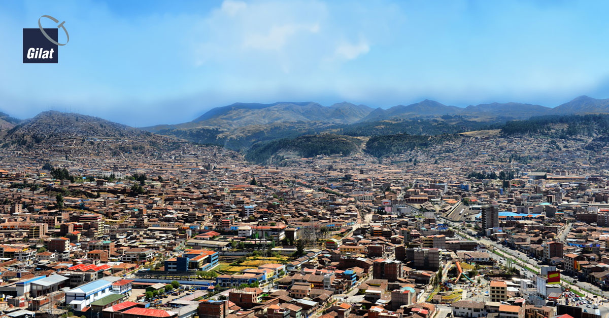 Gilat Receives $12 Million Service Agreement for Operation of Transport Network in Cusco, Peru